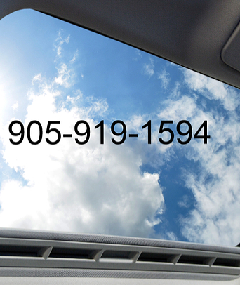 Sunroof Repairs and Glass Replacement-large