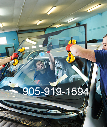 Windshield Replacement Mississauga